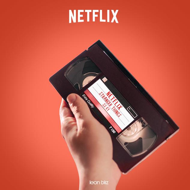 Netflix in 90's