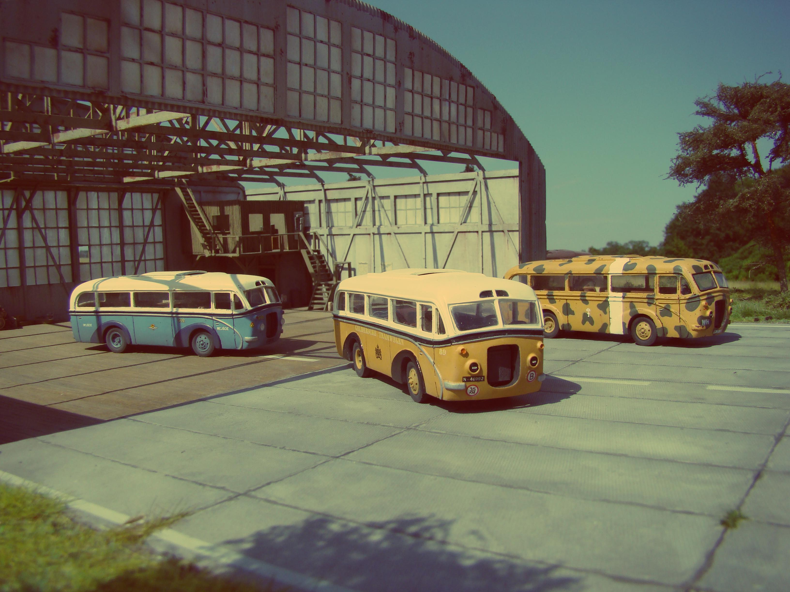 kromhout dutch omnibus 1-72