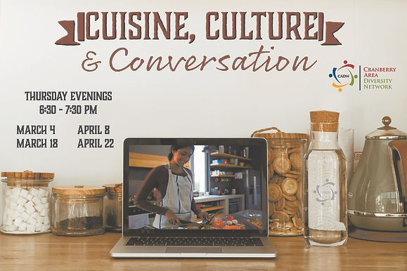 Cuisine Culture Conversation