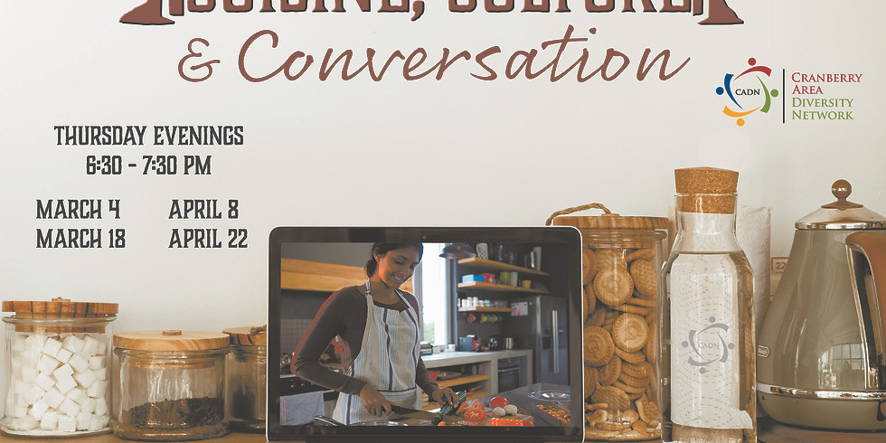 Cuisine Culture Conversation