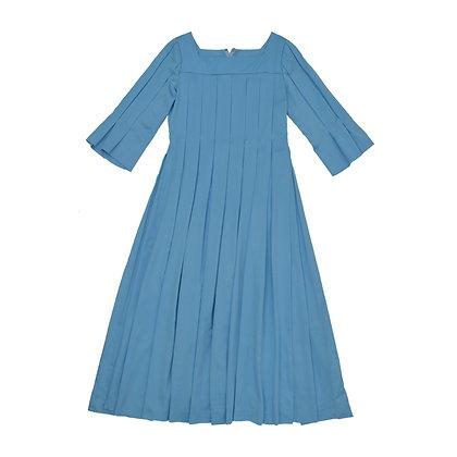 Vestido Celeste