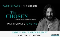 THE CHOSEN SMALL GROUP (1)