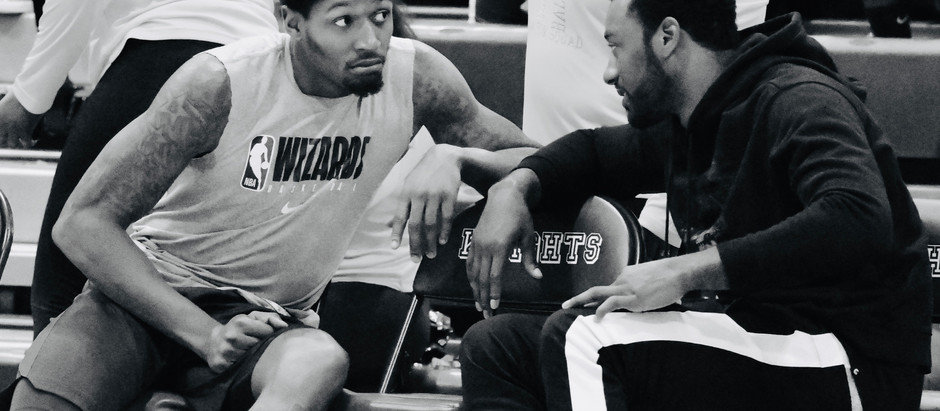 Wizards enter offseason with high hopes