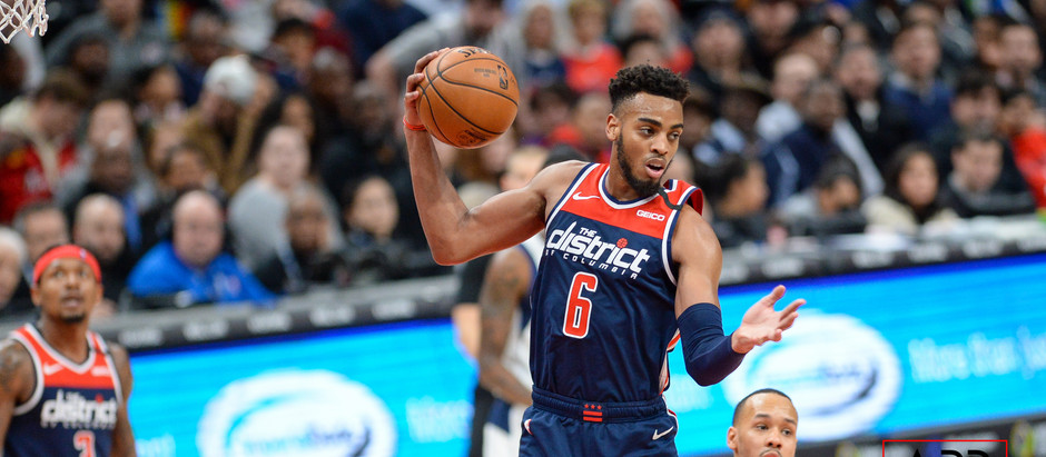Wizards have started embracing Troy Brown Jr. as a point guard