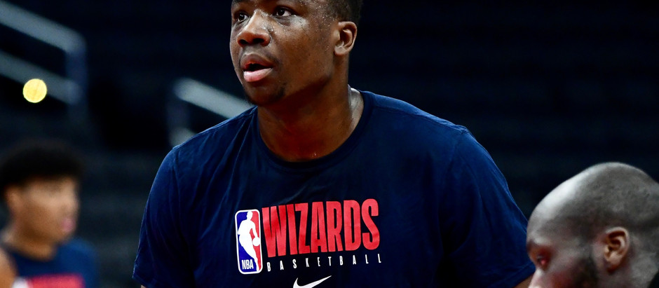 Thomas Bryant continues strong bubble play and the Wizards want more