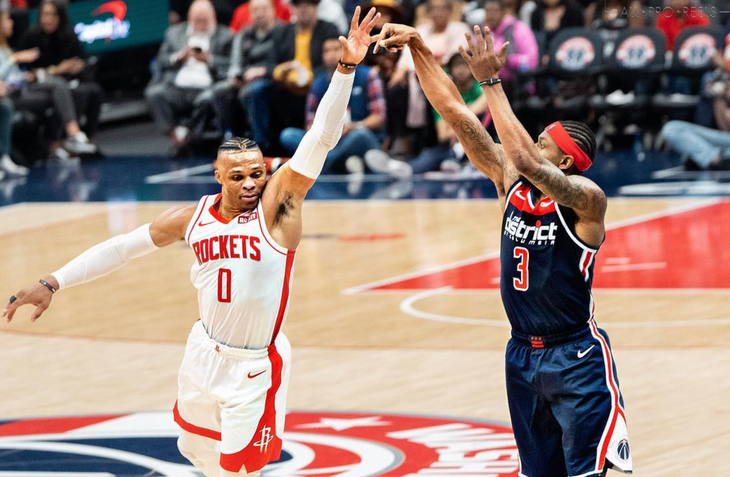 Bradley Beal and Russell Westbrook looking forward to symbiotic relationship