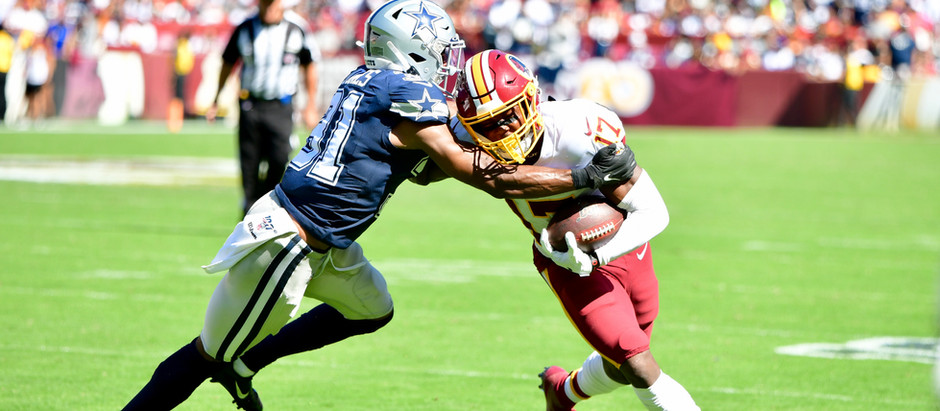 Preview: Washington Football Team vs. Dallas Cowboys
