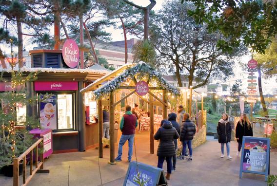 Christmas Tree Wonderland Bournemouth Gardens