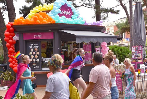 Bournemouth Gay Pride 2021