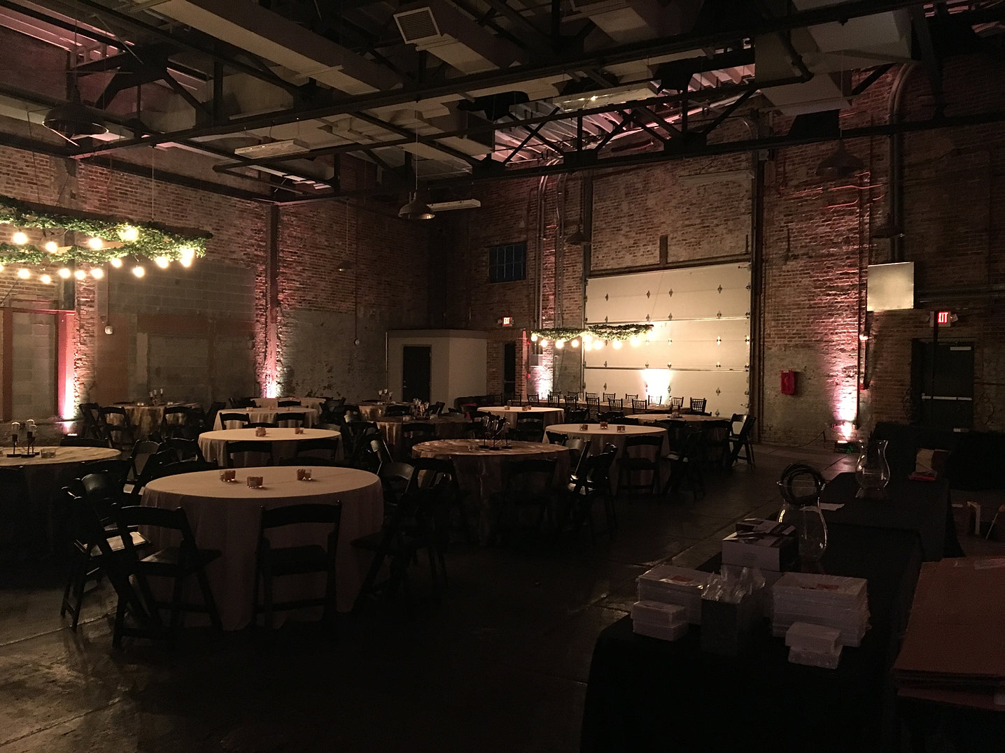 The Brick Room Event Center