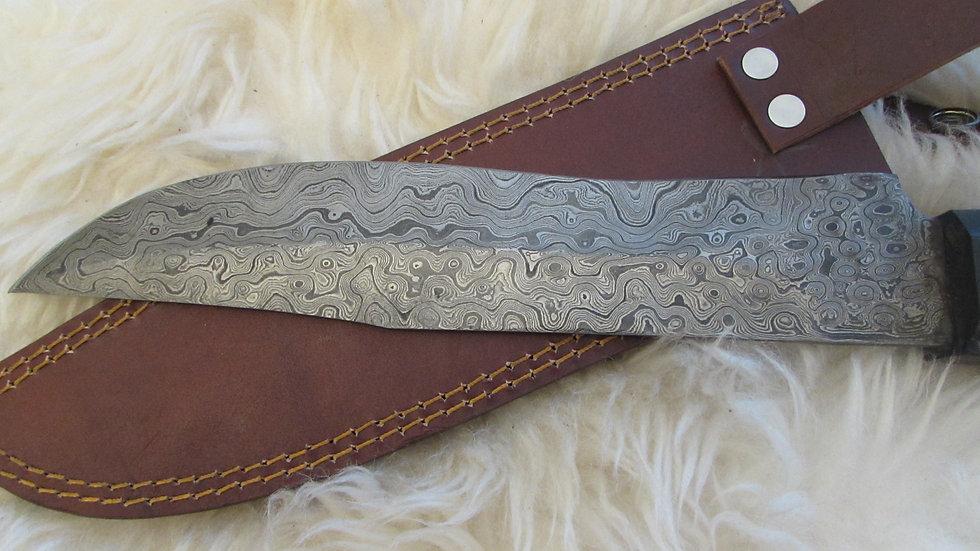 Snake pattern knife (B1)
