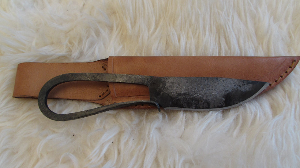 Hand forged Viking/ Roman knife (07)
