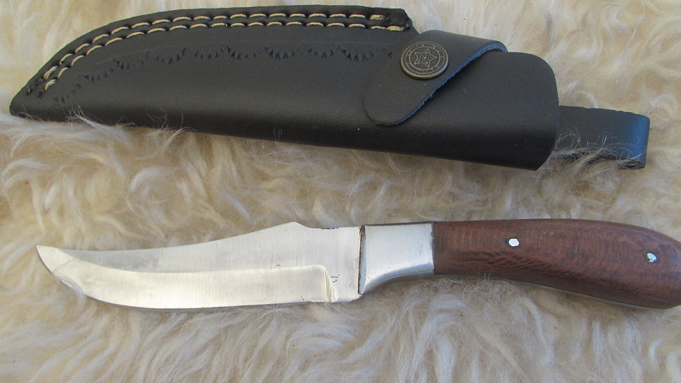 Carbon steel field / tracker knife (FK18)