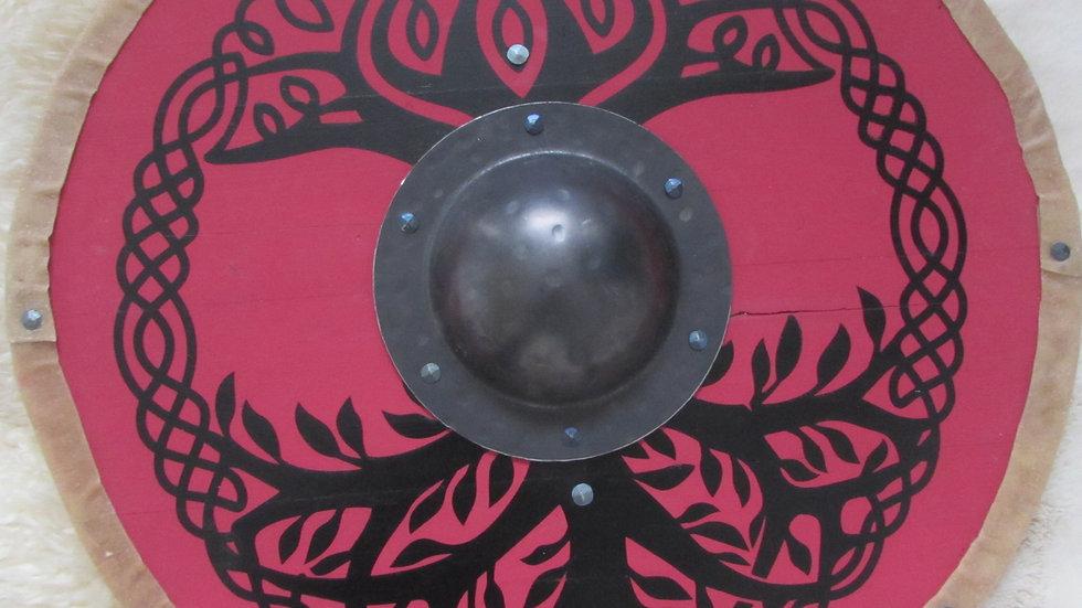 Tree of Life (Yggdrasil) Viking shield