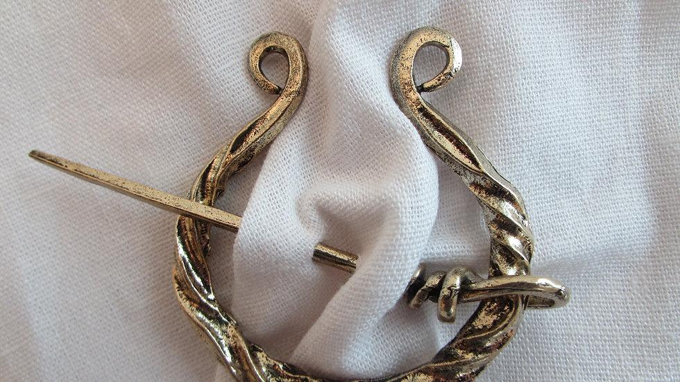 Brooch clasp