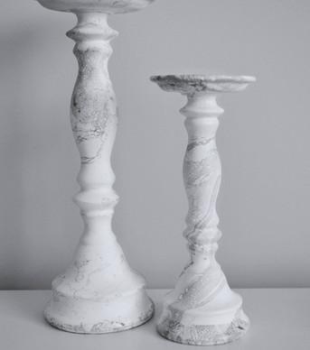 marble candelabra hire