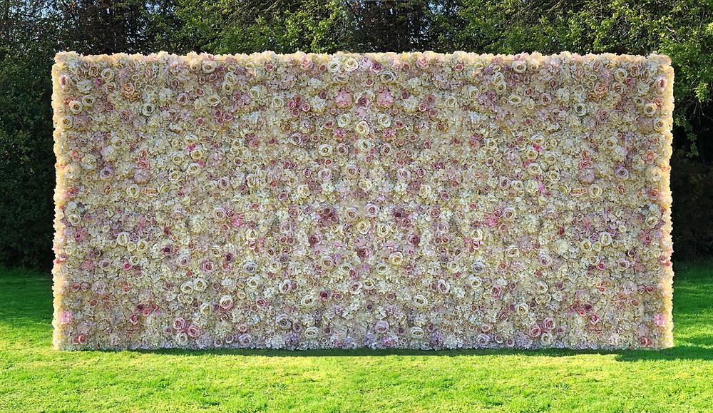 gisele flower wall