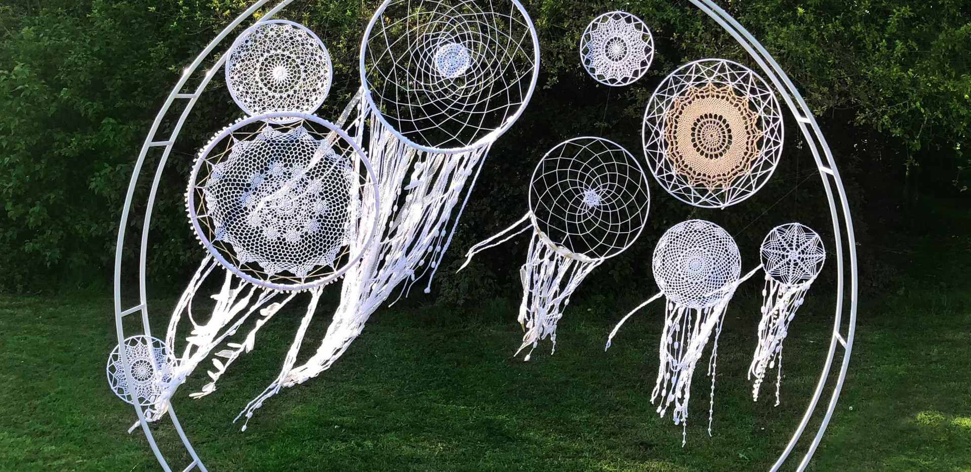 Dreamcatcher Wall
