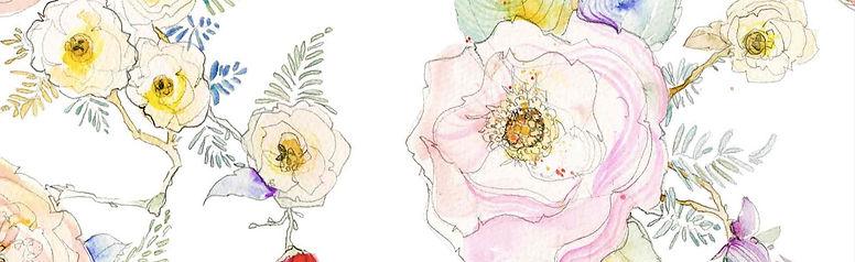 flower wall design