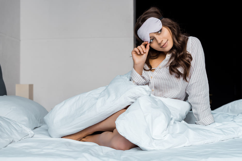 sleep before big day