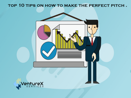 Top 10 Tips on How to Make the Perfect Pitch.