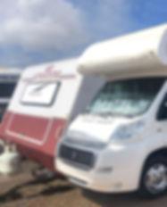 second had caravans for sale