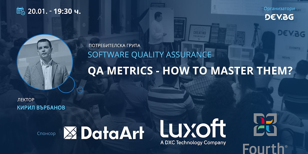 QA Metrics - How to Master Them?