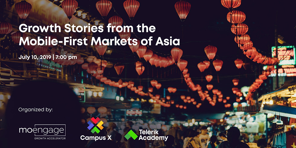 Growth Stories from the Mobile-First Markets of Asia