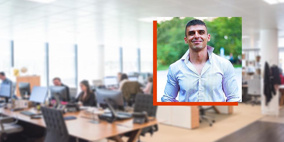 Health Hacks for Busy Entrepreneurs: Correcting Bad Posture