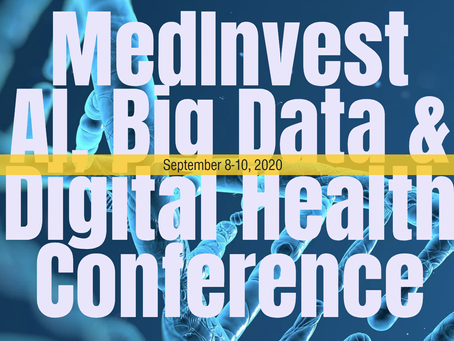 Editor's Note and Announcement of Big Data, AI, Telemedicine, and Digital Health Conference