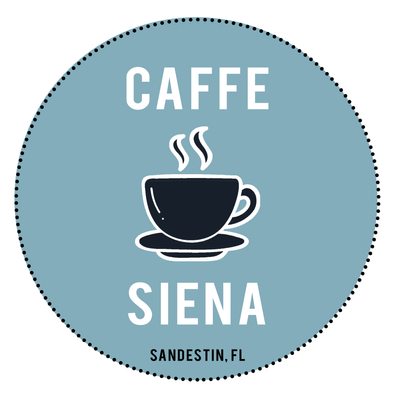 Created for a Coffee Shop located in Sandestin, FL.