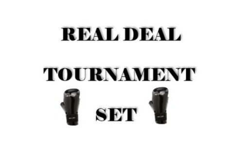 Real Deal Tournament Sparring Gear Set