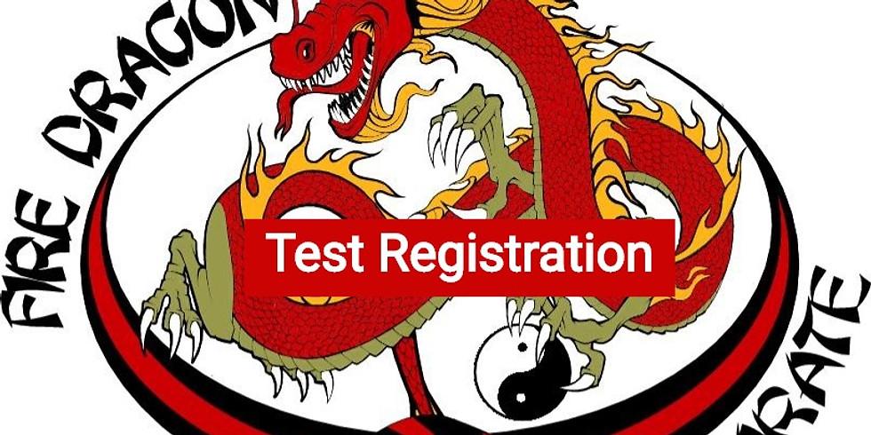 FDK Gup June 2021 Test