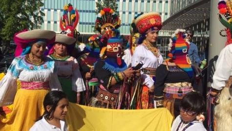 Feestelijke SouthEast Parade op donderdag 11 juli 2019