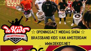 De Kids van Amsterdam in Ziggodome
