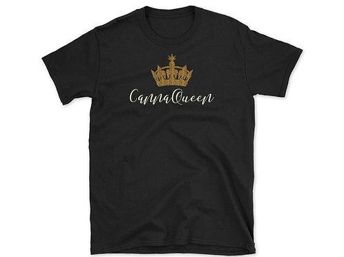 Canna Queen t-shirt unisex