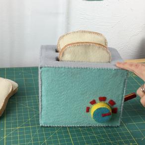 Cardboard toaster Tutorials