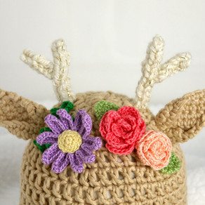 Crochet rose Pattern and tutorials