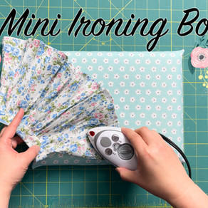 DIY Mini Ironing Board