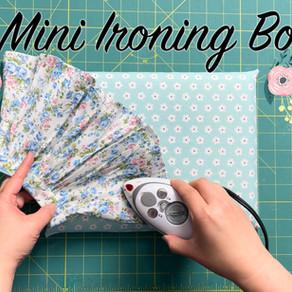 DIY Mini Ironing Board