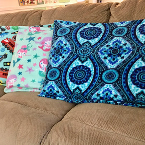 Easy sewing ​: Making ​pillowcase