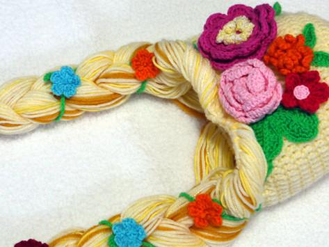 Crochet Rapanzel Hat