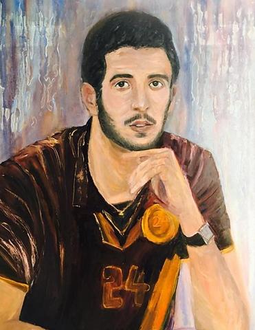 'Prince Khalid', Claudia Kusznirczuk, 20
