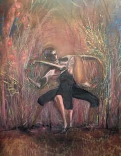 Infinity, Claudia Kusznirczuk, Work in P