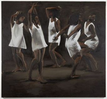 Lynette Yiadom-Boakye, 'The Hours Behind