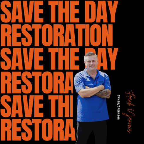 SAVE THE DAY RESTORATION SAVE THE DAY RE