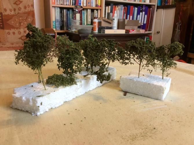 Tree making