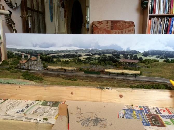 Adding the Scenery