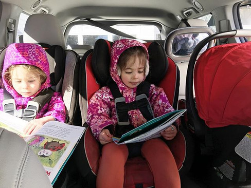 Car Travel with Young Children