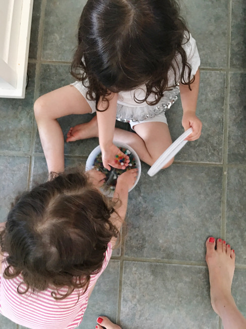 At-Home Summer Activities for Toddlers